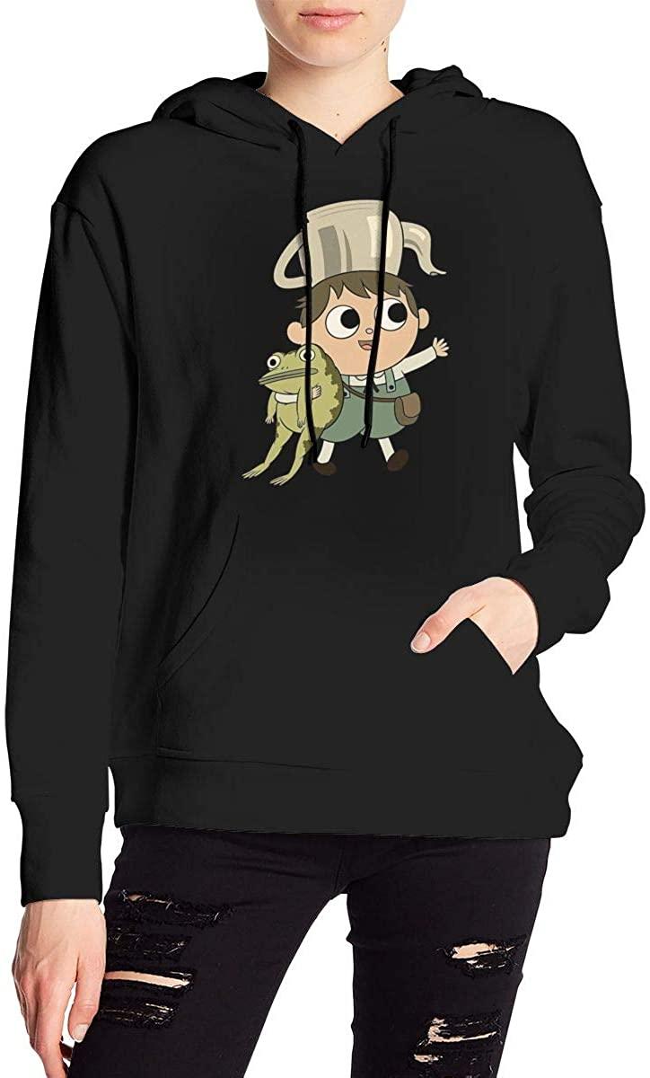 Over The Garden Wall Women's Fashion Ultra Soft Fleece Casual Pullover Hoodie Sweatshirt