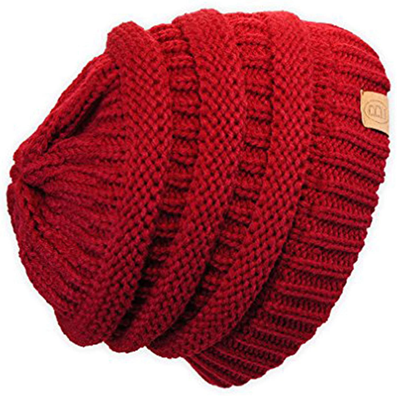 BASICO Beanie Hat Cap Knit Skullies for Men Women Unisex