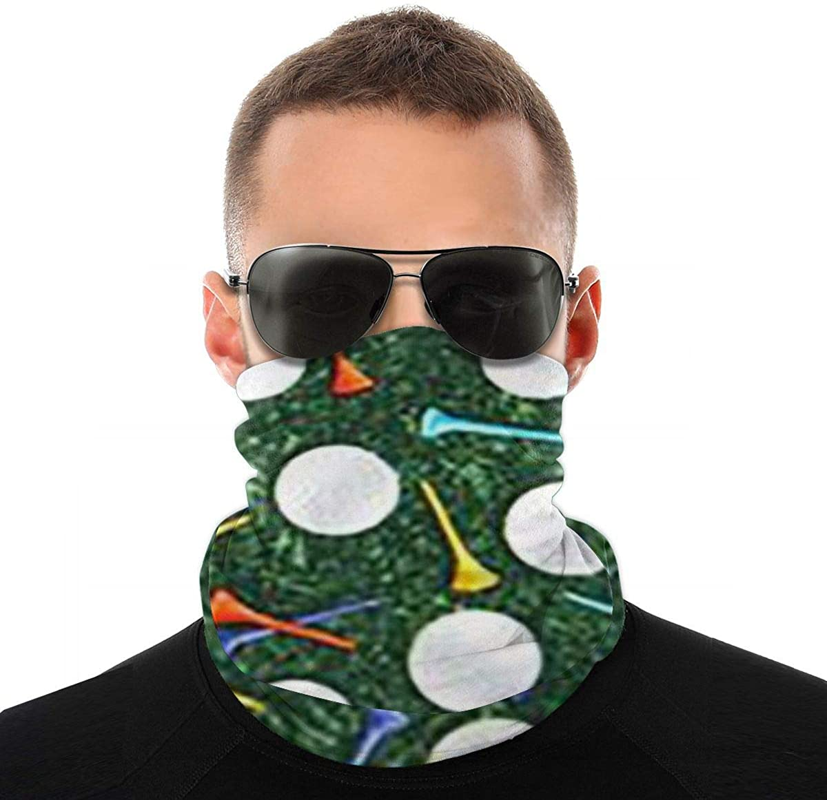 Multifunctional Headwear Face Covring Headband Neck Gaiter