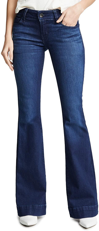 J Brand Women's Lovestory Flare Jeans