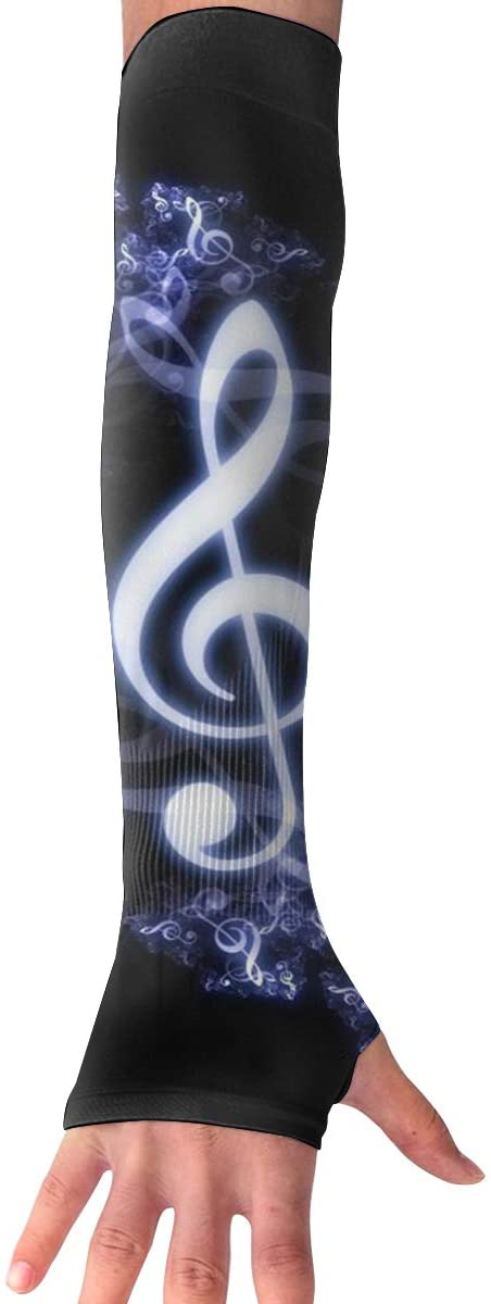 Game Life Nothing Beats Saxophone UV Sun Protective Outdoors Stretchy Cool Arm Sleeves Warmer Long Fashion Sleeve Glove