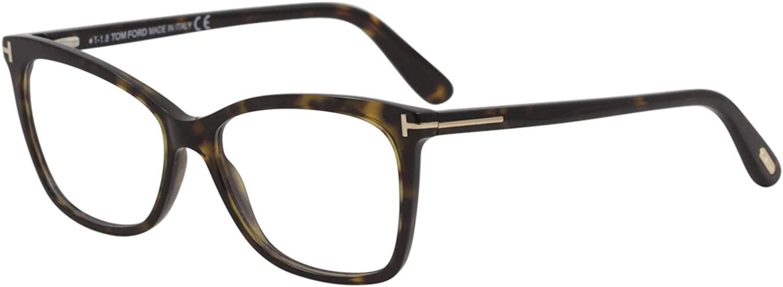 TOM FORD Eyeglasses FT5514 052 Dark Havana