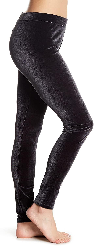 HUE Women's Velvet Leggings