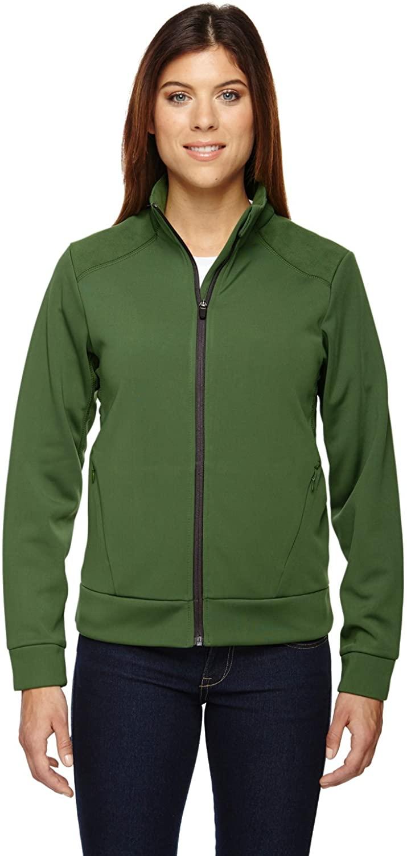 Ash City - North End Sport Red Evoke Bonded Fleece Jacket (78660) -FERN -XS