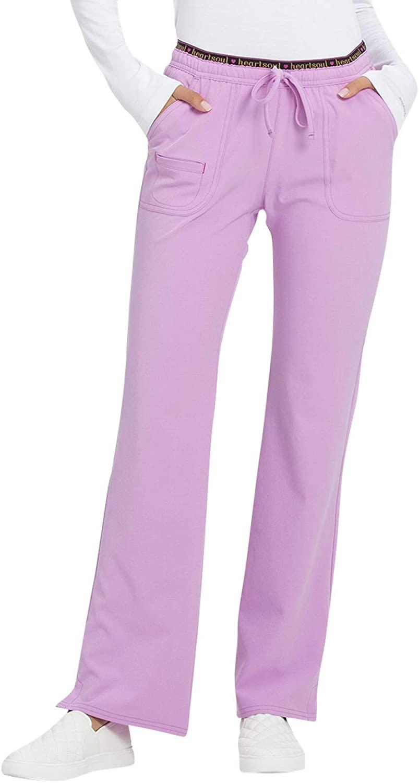 HeartSoul Break on Through 20110 Women's Low-Rise Drawstring Pant, Tulip, Medium