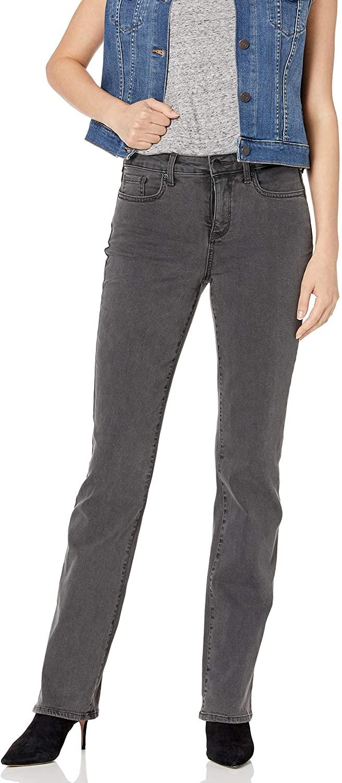 NYDJ womens Barbara Boot-cut Jeans, Folsom, 0 US