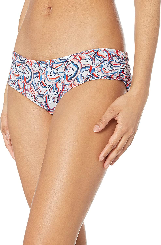 OndadeMar Women's Windstorm Medium Coverage Bikini Bottom