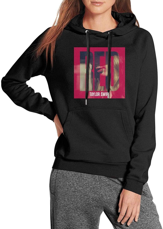 FGDFSU 1989-Poster- Women Long Sleeve Hoodies Shirt Sweatshirt Print Pocket Tee Shirt