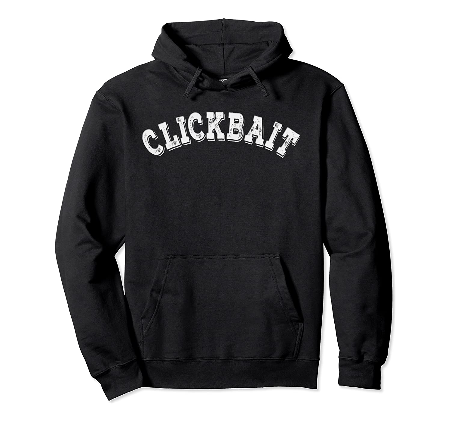 Clickbait Viral Pullover Hoodie (4 Color Options)