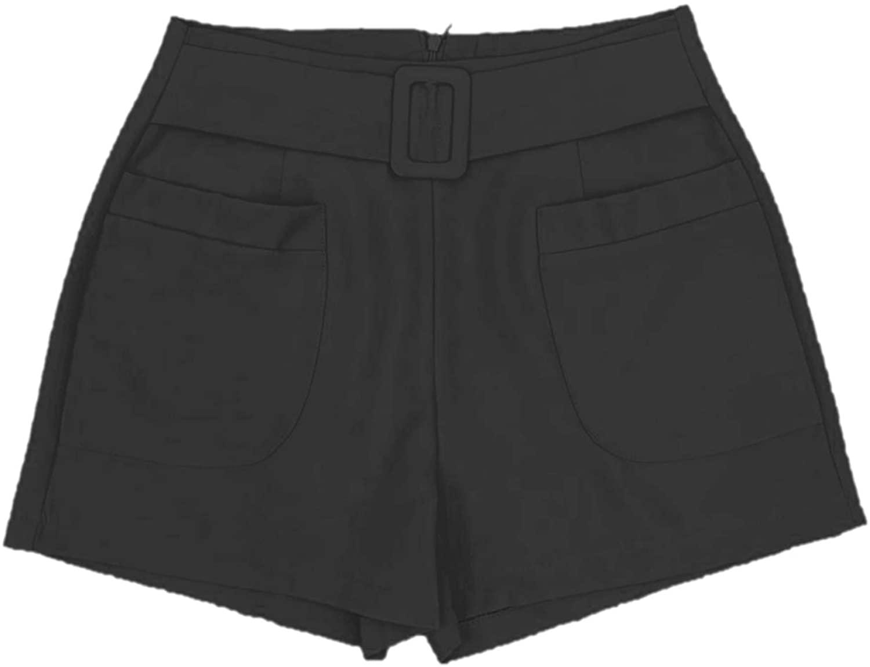 Gogetta Women Casual Chic Fashionable Shorts