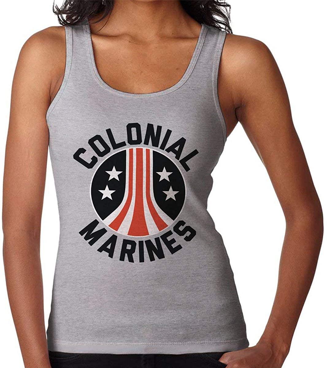 CHAOSHJU Aliens Colonial Marines Womens Vest