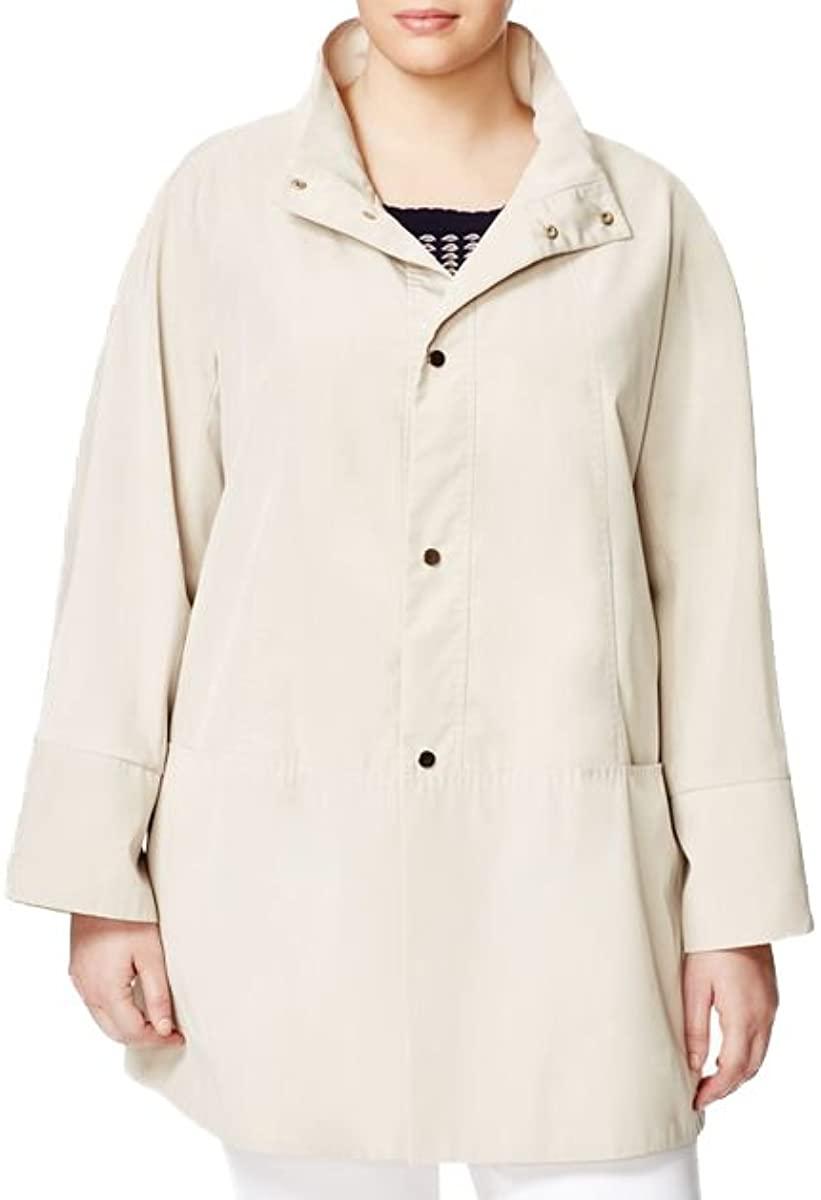 Marina Rinaldi Women's Tasca Raincoat, Beige