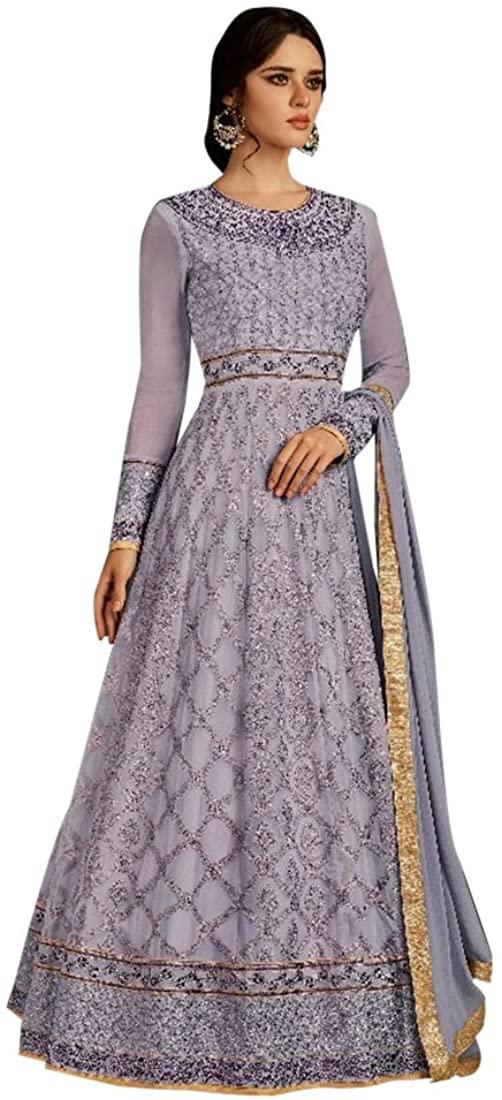 Bridal Bollywood Collection Pakistani Gown Anarkali Salwar Suit Wedding Ceremony Punjabi Muslin Eid 819 6