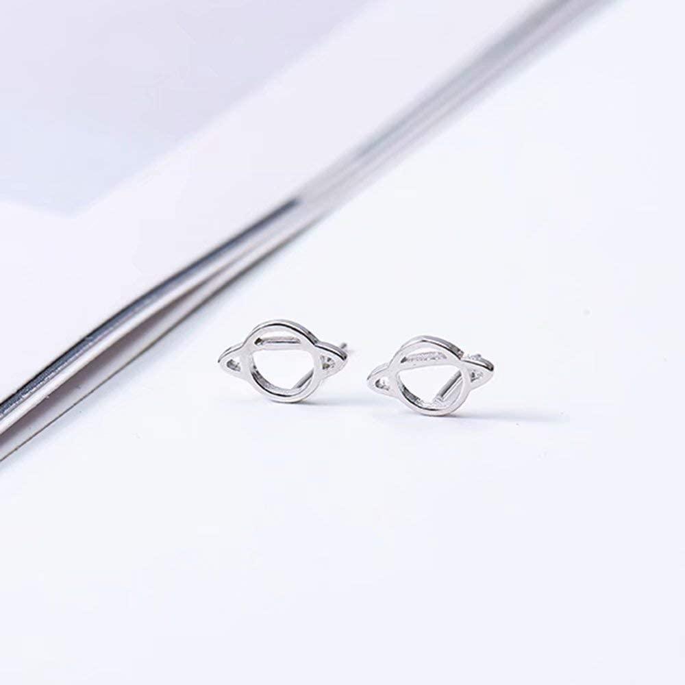 WY-Earrings Stud Ear Piercing Female Hypoallergenic Simple