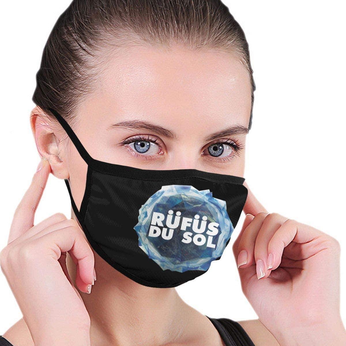 Classic Protective Unisex RÜfÜs Du Sol Sun Dust Wind Proof Polyester Mask Washable Reusable Mask