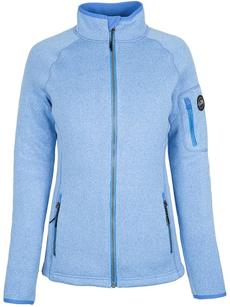 Gill Women's Knit Fleece Jacket