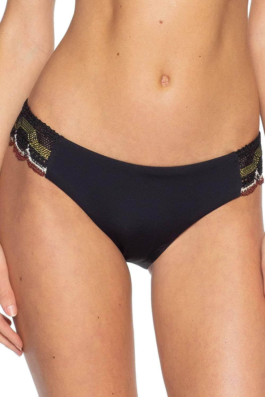Becca by Rebecca Virtue Women's East Wind Tab Side Hipster Bikini Bottom