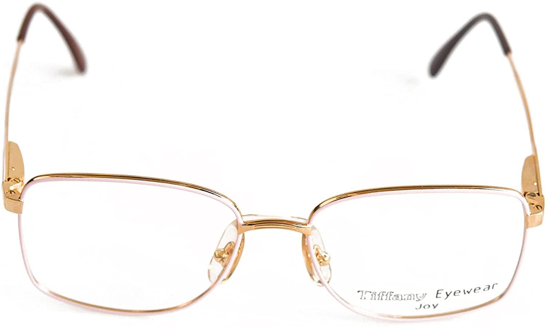Tiffany Eyewear, Inc. Eyeglasses Joy Pink/Gold 52-16-135
