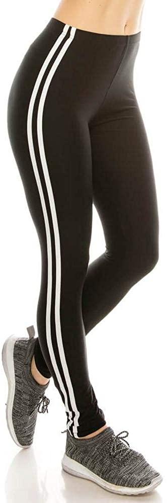 Salt Tree Women's Tapped Side Soft Stretch Pant