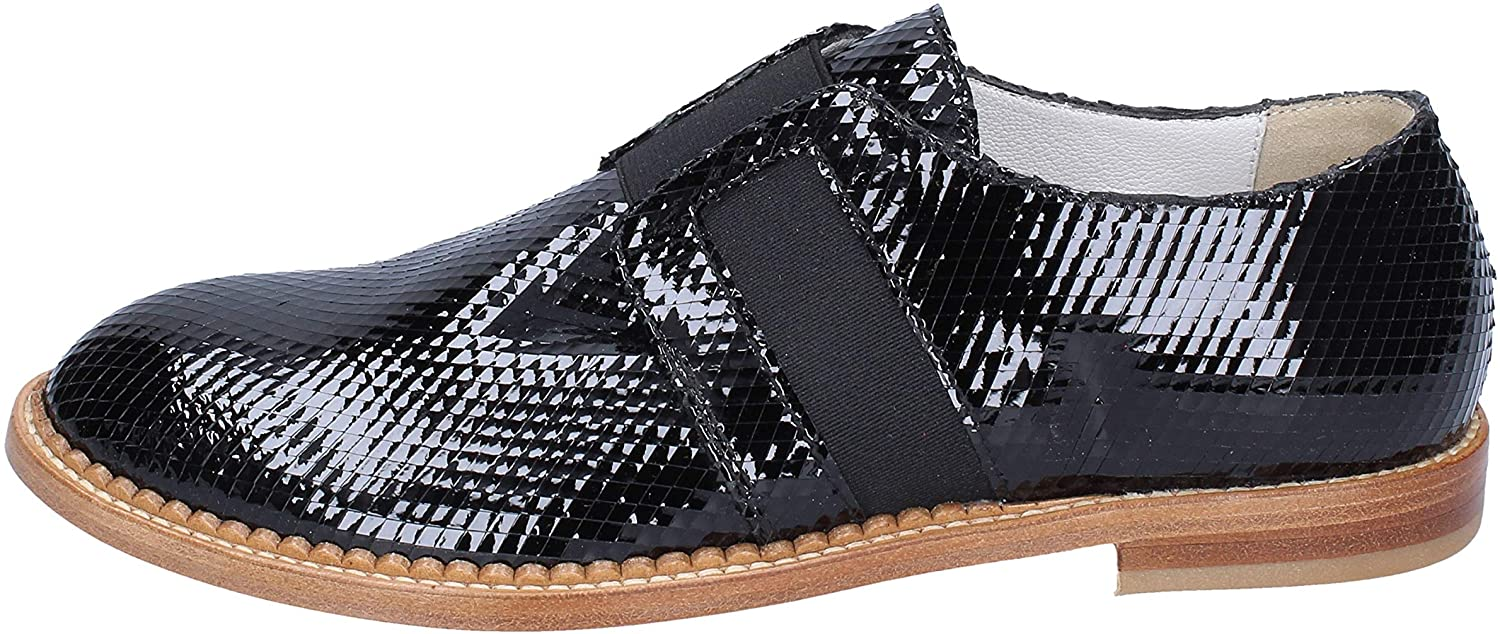 ARNOLD CHURGIN Oxfords-Shoes Womens Black