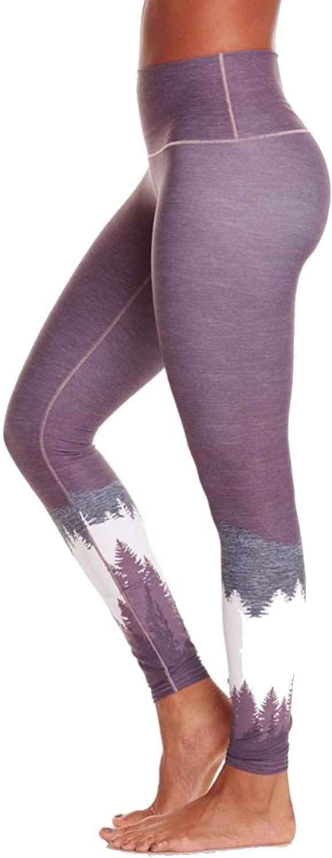 Colorado Threads Mauve Mountain Yoga Pant Womens Active Workout Yoga Leggings
