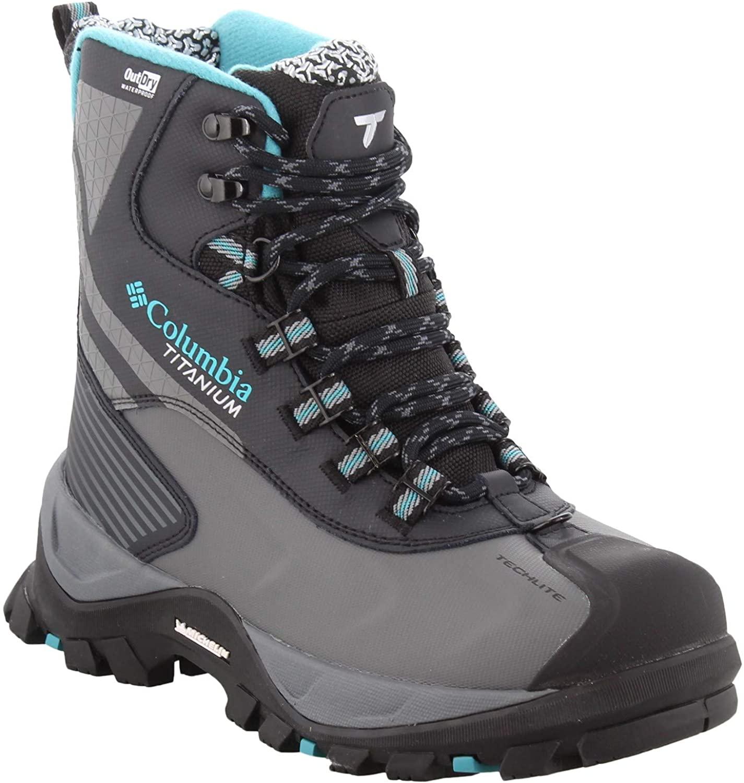 Columbia Powderhouse Titanium Outdry Winter Boot - Womens