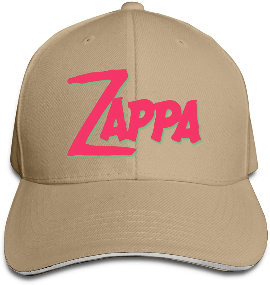 Frank Zappa Breathable Sunscreen Sunshade Casual All-Match Hat