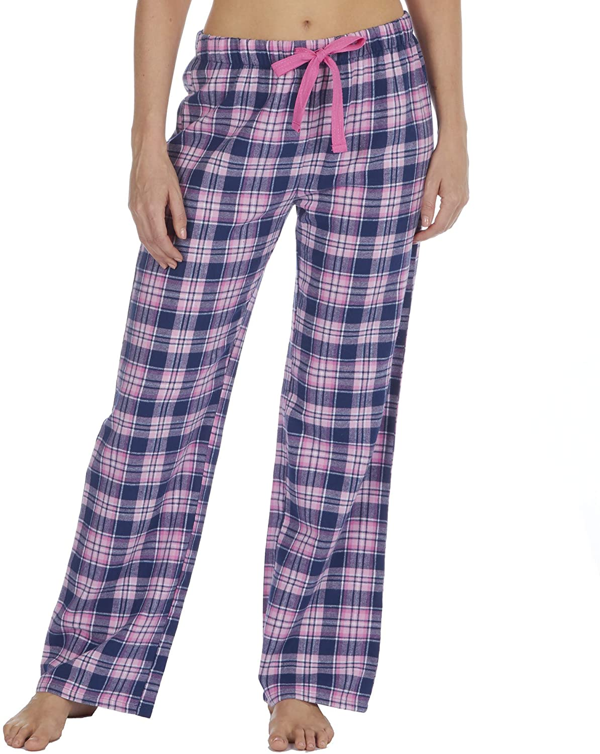 Forever Dreaming Women's 100% Cotton Pajama/Lounge Pants with Pockets
