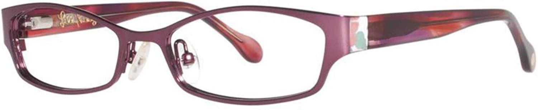 LILLY PULITZER Eyeglasses CHELSIE Pink