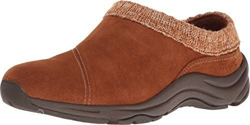 Vionic Women's Action Arbor Clog - Walking Backless Slip-on Mule with Concealed Orthotic Arch Support