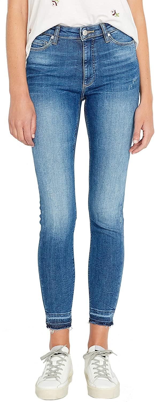 Buffalo David Bitton Women's Leilah Semi High Rise Skinny Jeans