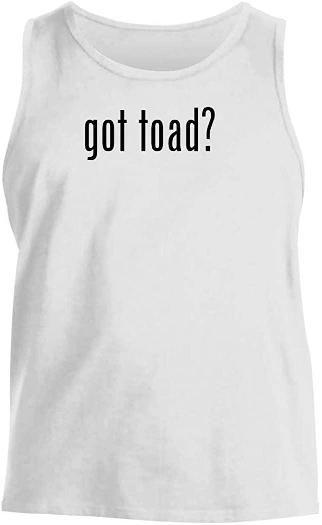 got toad? - Men's Comfortable Tank Top, White, Large