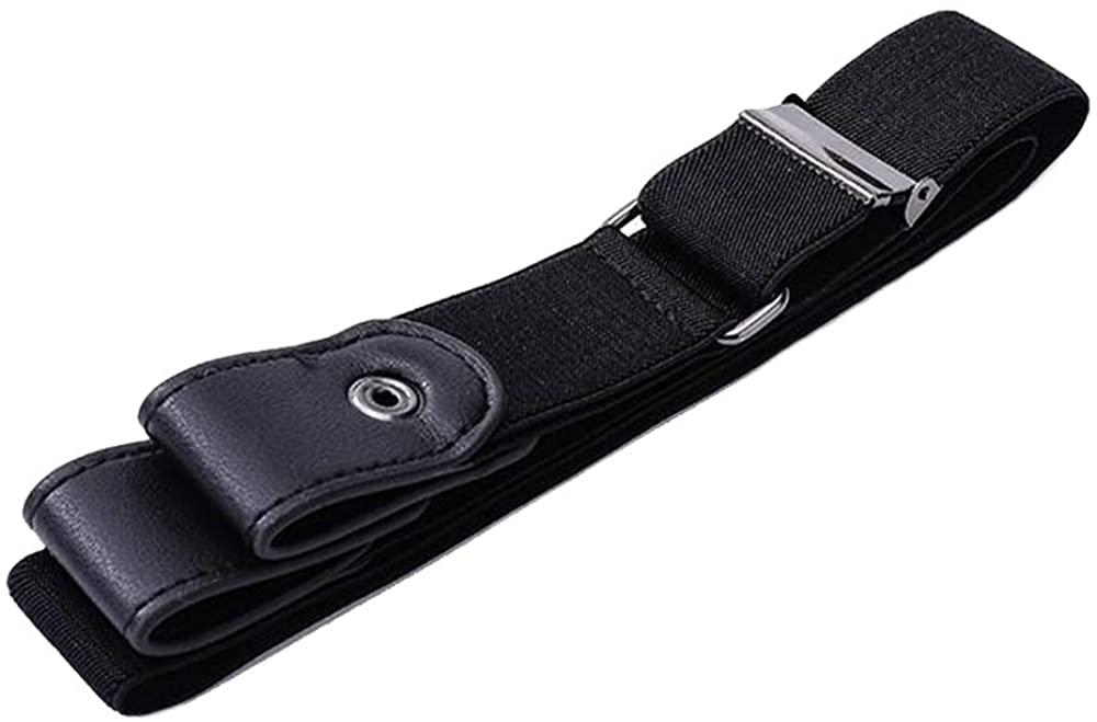 No Buckle Belt, Buckle Free Adjustable Belt For Men/Women Belts for Jeans Pants