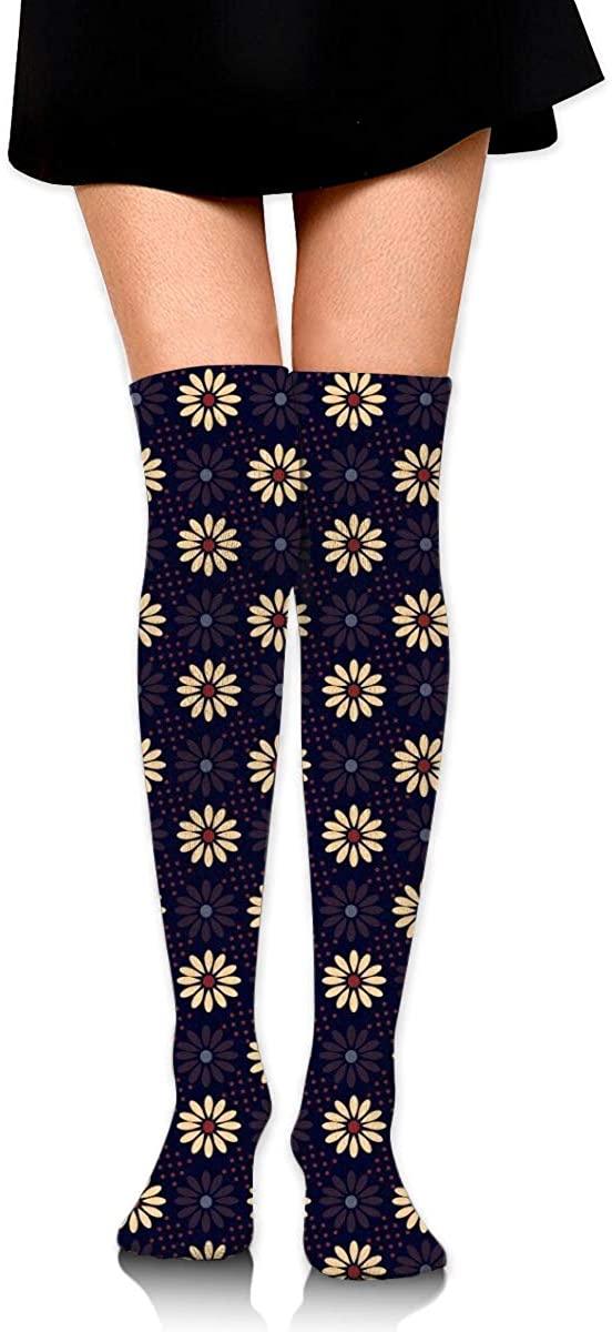 Game Life High Socks Sunflower Sport Socks Crew Socks