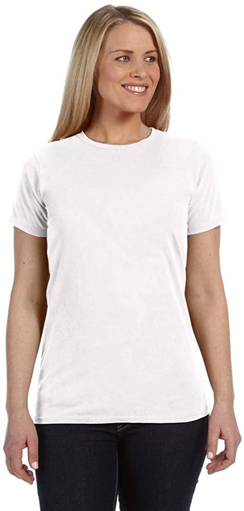 Comfort Colors Ladies Ringspun Garment-Dyed T-Shirt