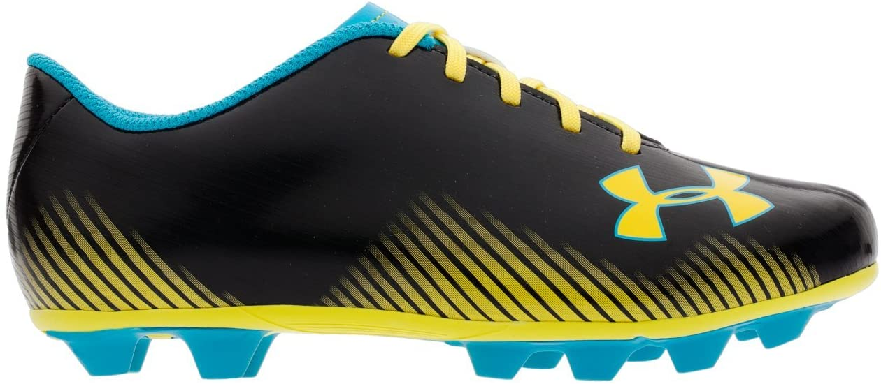 Under Armour Youth UA Blur II HG Cleats 11K Black