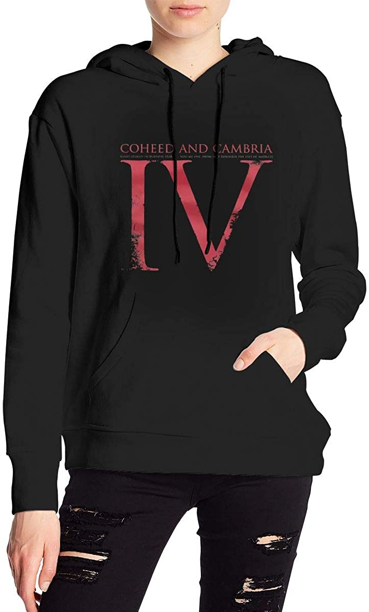 NOT Women Coheed and Cambria Fashion Hooded Sweater