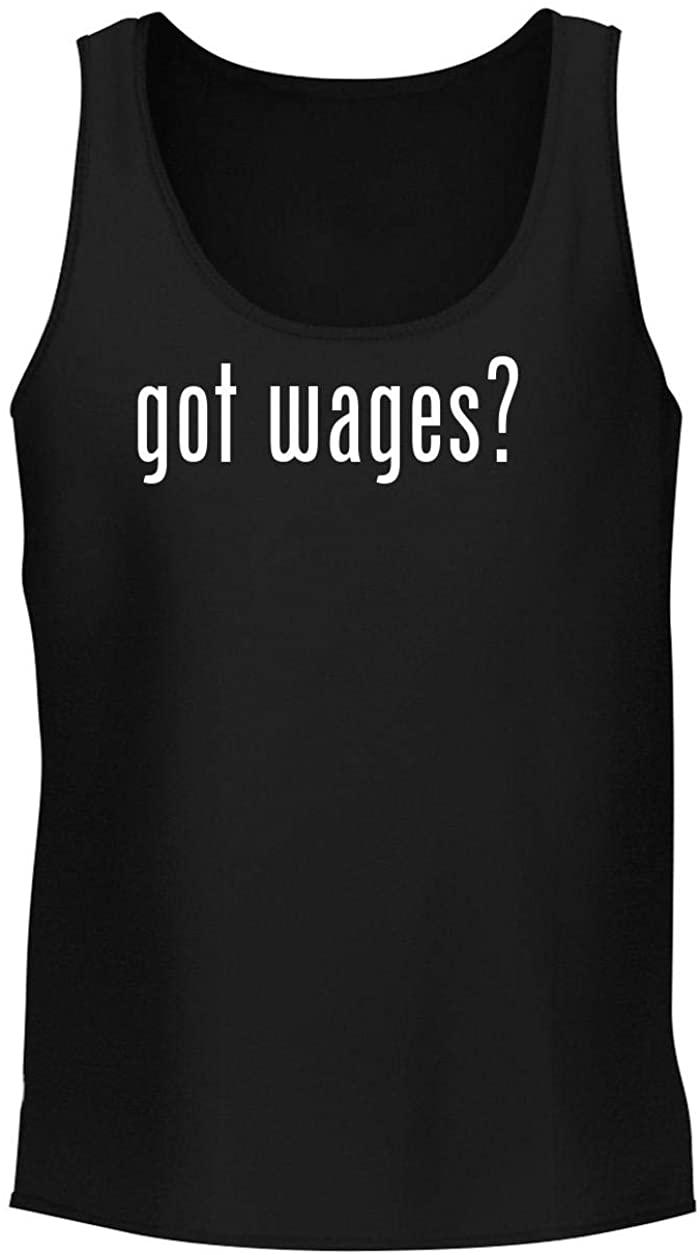 got wages? - Men's Soft & Comfortable Tank Top