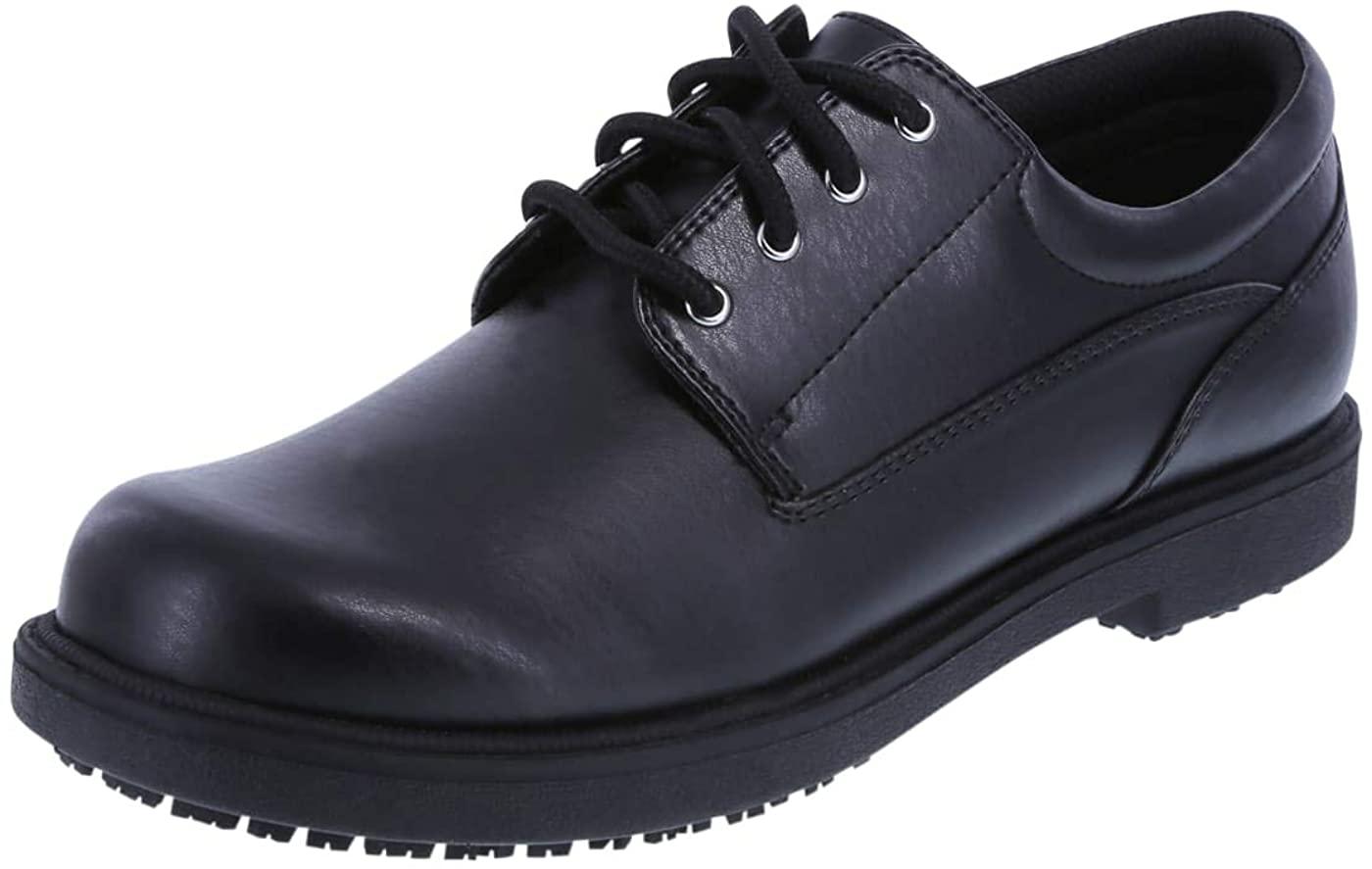 safeTstep Slip Resistant Women's Deidre Oxford