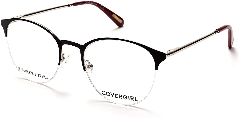 Eyeglasses Cover Girl CG 0474 002 matte black