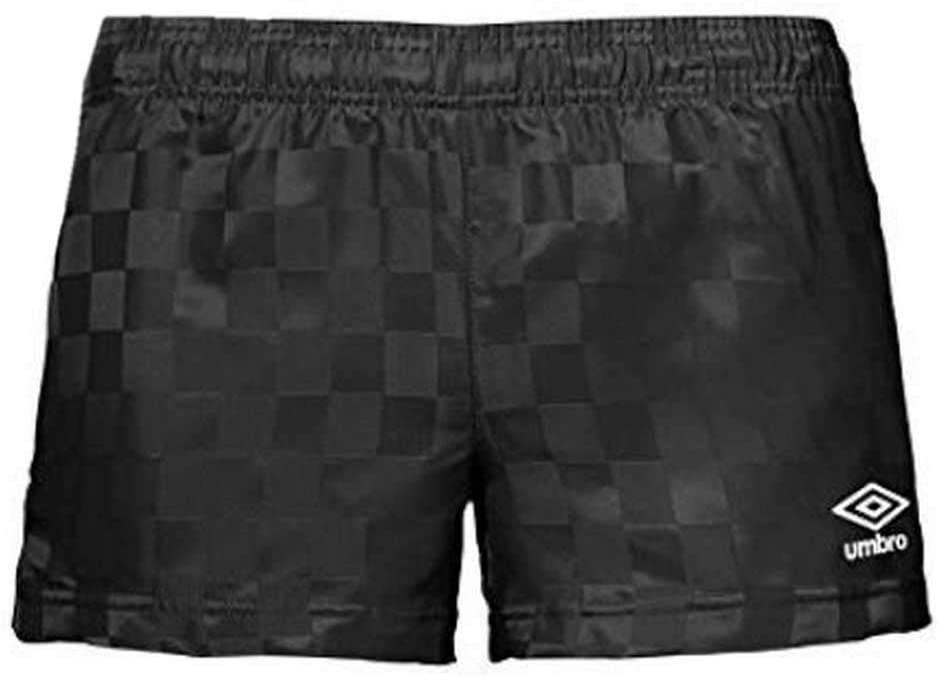 Umbro Women's Classic Checkerboard Shorts