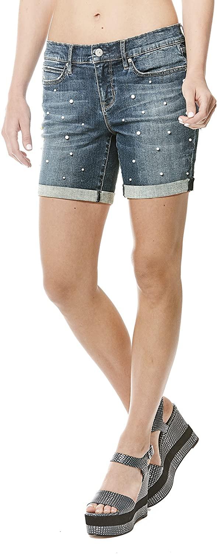 Nicole Miller New York Mid-Rise Shorts