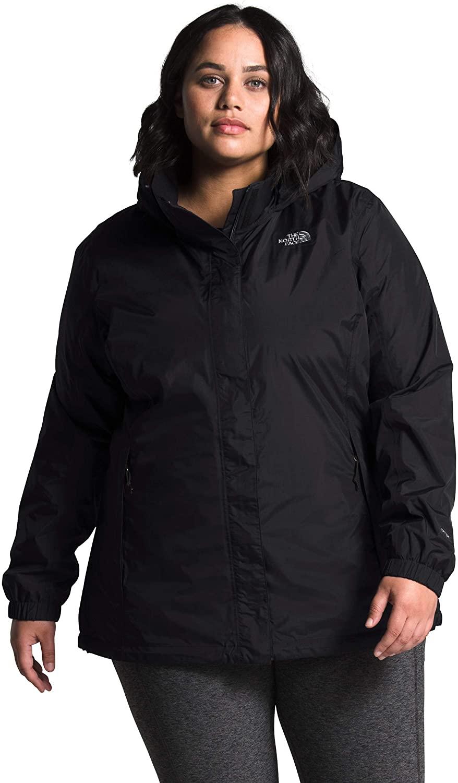 The North Face Women's Plus Resolve 2 Waterproof Jacket
