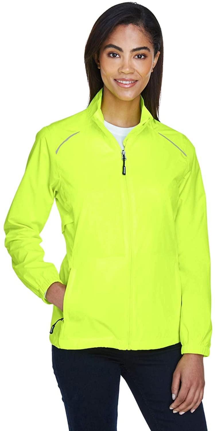 Ladies' Motivate Unlined Lightweight Jacket - SAFTY YELLOW 691 - 3XL