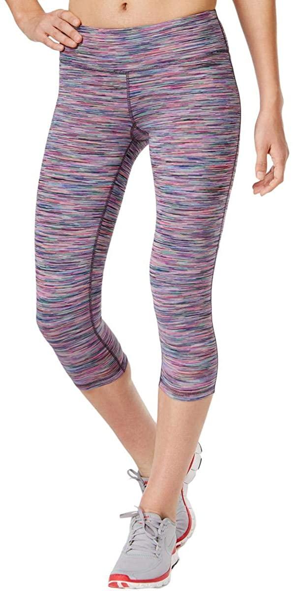 Ideology Womens Crop Yoga Athletic Leggings