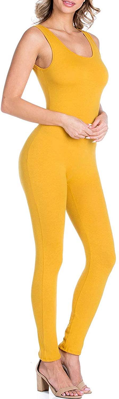 doublefive Tube Top Jumpsuits for Women One Piece Bodycon Short Pants Catsuit Romper