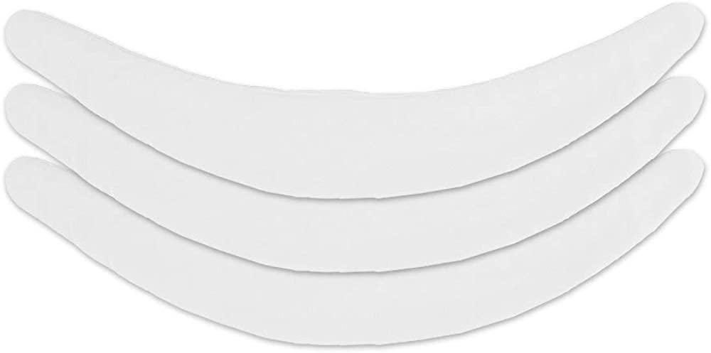Bamboo Tummy Liner (3-Pack) (Medium, White)