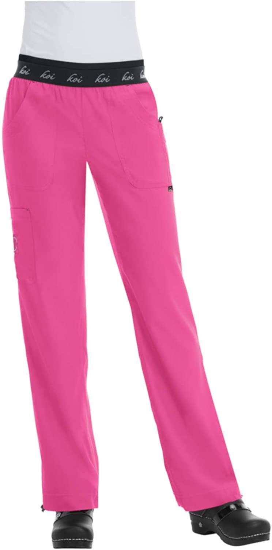 KOI Lite 720 Women's Spirit Scrub Pant Flamingo XL