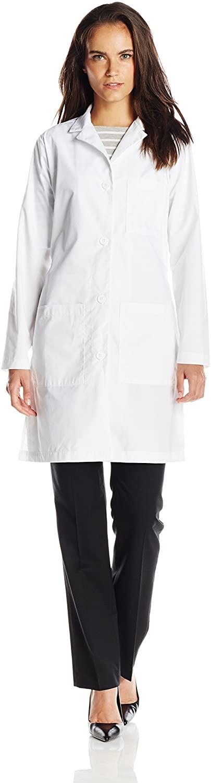 WonderWink Women's Wonderlab Long Lab Coat