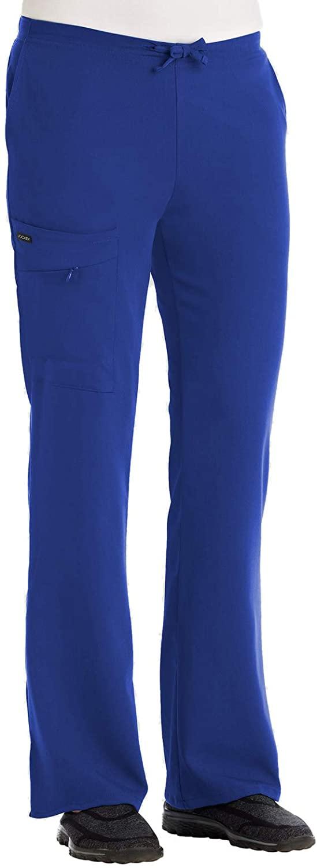Jockey 2249 Women's Favorite Fit Scrub Pant, Galaxy, XX-Small Petite